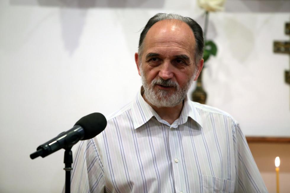 Александр Михайлович Копировский, профессор СФИ