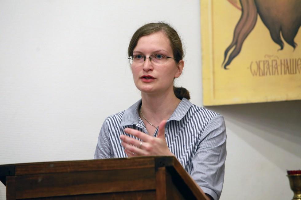 Юлия Штонда, автор работы «Безрелигиозное христианство Дитриха Бонхёффера»