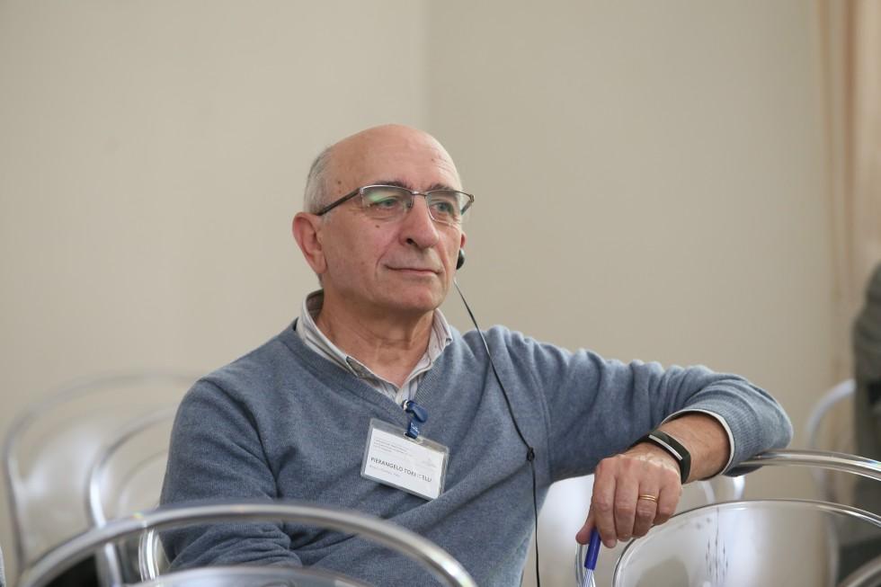 Пьеранжело Торричелли, представитель Ассоциации христиан трудящихся Италии (ACLI)
