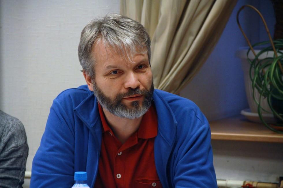 Владимир Якунцев, руководитель Научно-методического центра по миссии и катехизации СФИ