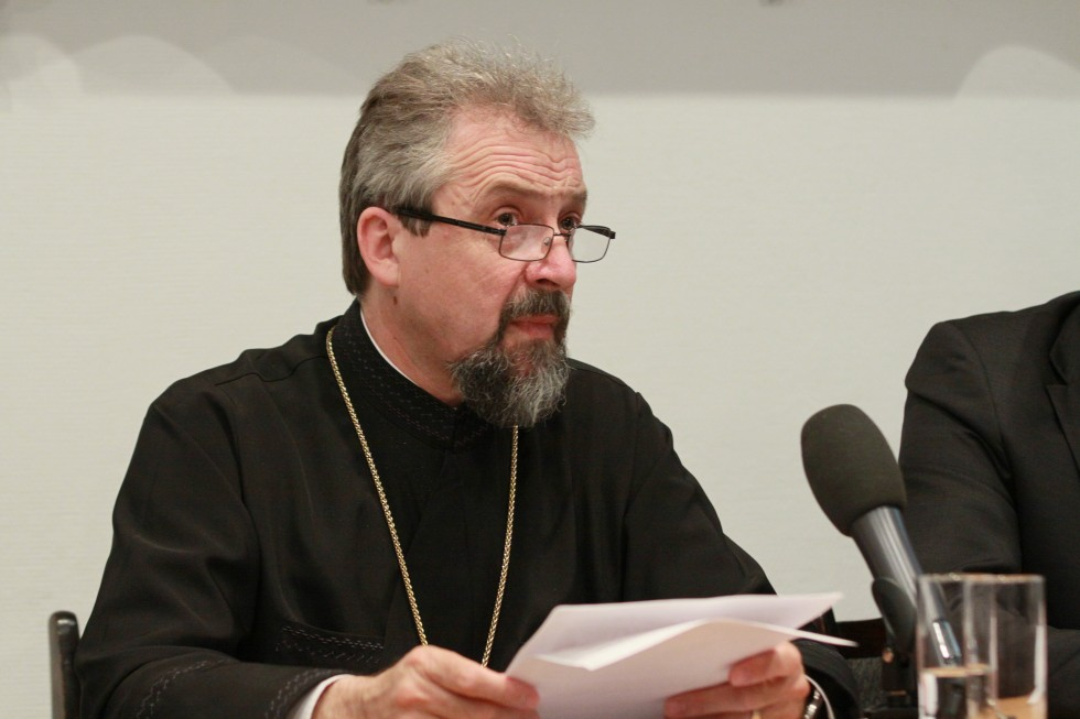 Профессор священник Николае Кифэр