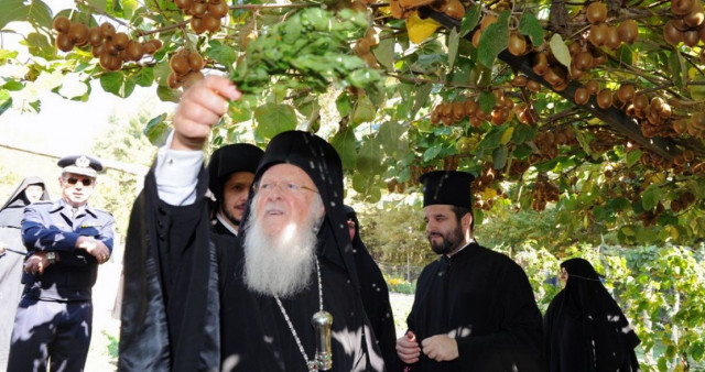 Как получить благословение Вселенского патриарха