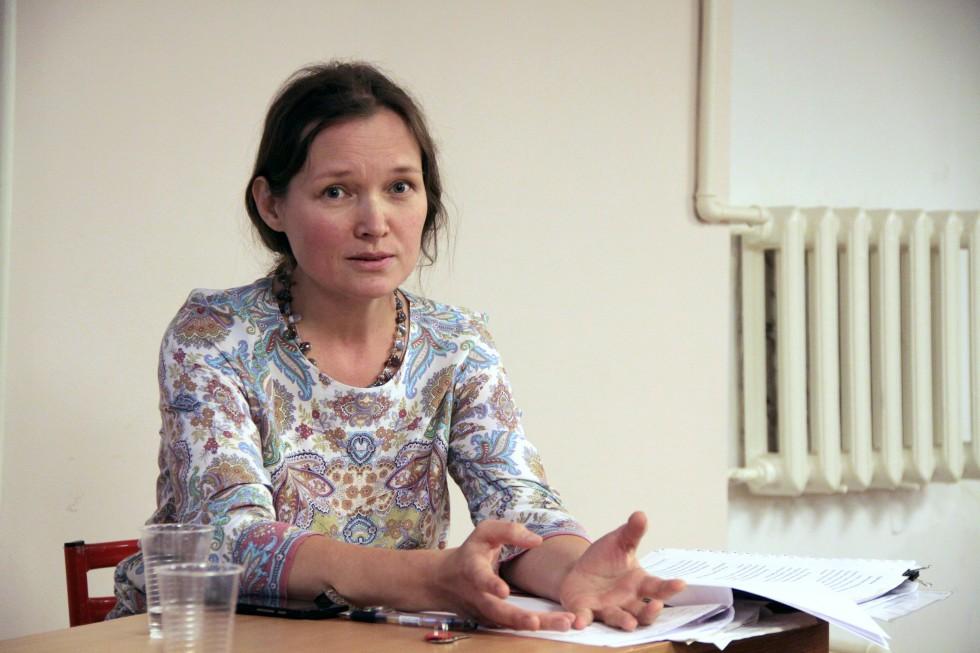 Ольга Гаврилова рассказывает об Иване Аркадьевиче Лаговском