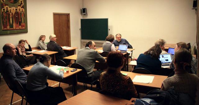 Состоялось итоговое заседание ведущих кафедр СФИ