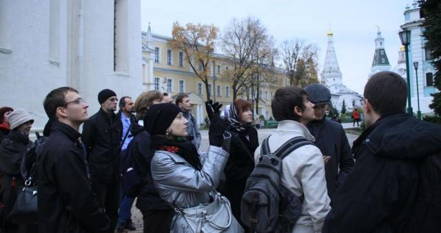 Студенты богословских и гуманитарных факультетов встретились в стенах Московских духовных школ