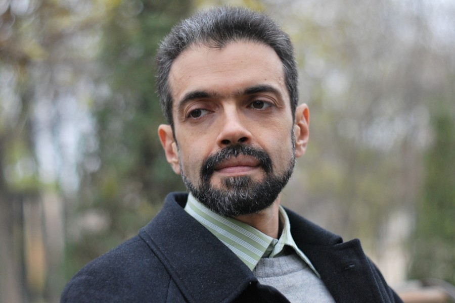 Евгений Абдуллаев, главный редактор журнала Ташкентской епархии «Восток Свыше»