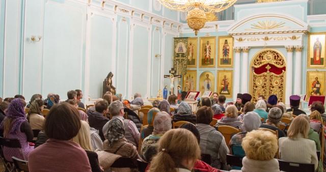 Преподаватель СФИ провел семинар в Тверской епархии