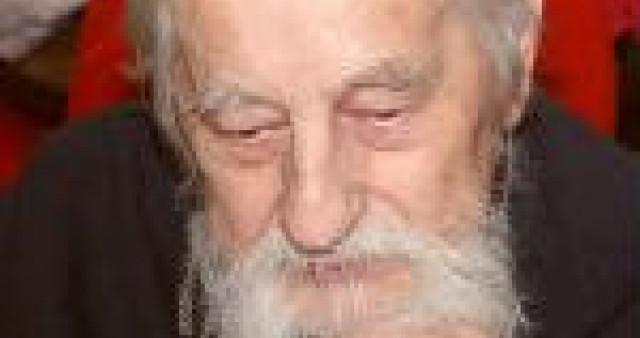 Исполнилось 90 лет известному историку церкви, богослову и проповеднику, старейшему члену попечительского совета СФИ проф.-протопр. Виталию Боровому