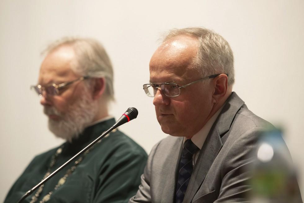 Виктор Москвин, директор Дома русского зарубежья имени А.И. Солженицына