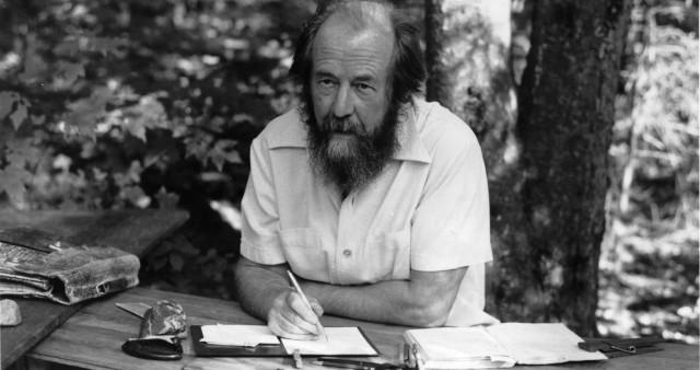 Солженицын обладал гениальной исторической интуицией