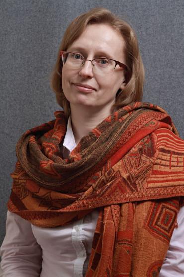 Лидия Владимировна Крошкина