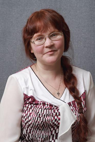 Светлана Францевна Штадгауз