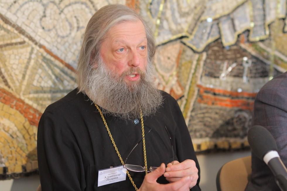 Fr Alexander Lavrin