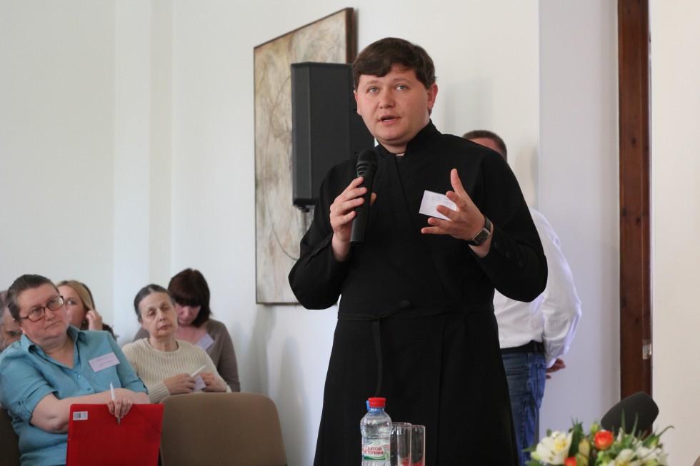 Артем Шарафутдинов,ответственный секретарь Миссионерской комиссии при епархиальном совете г. Москвы