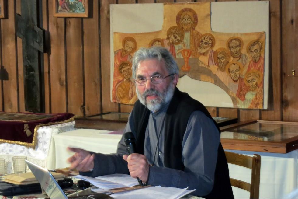 Отец Николай Чернокрак