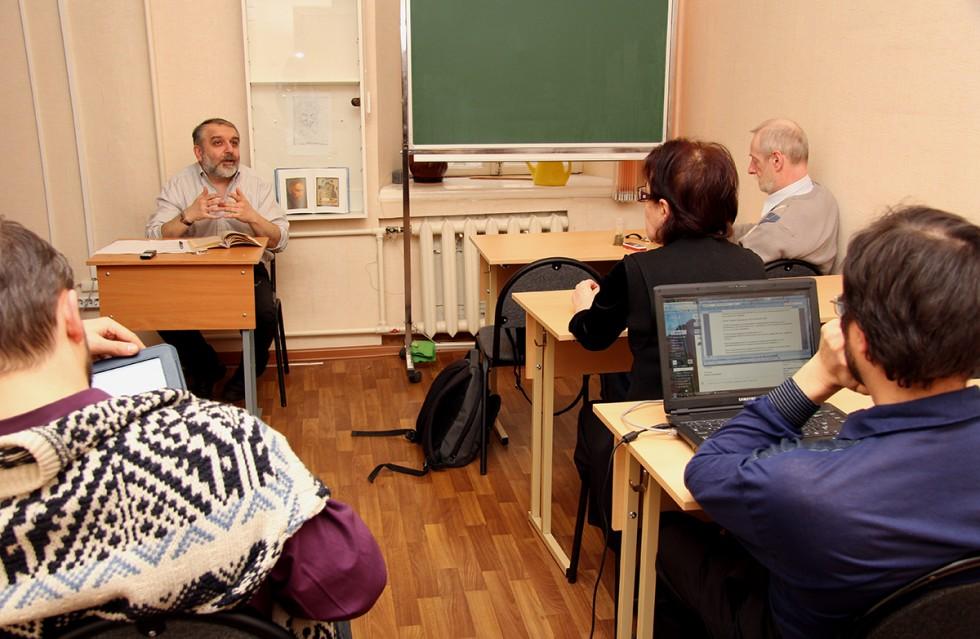 заведующий кафедрой Богословских дисциплин и литургики СФИ
