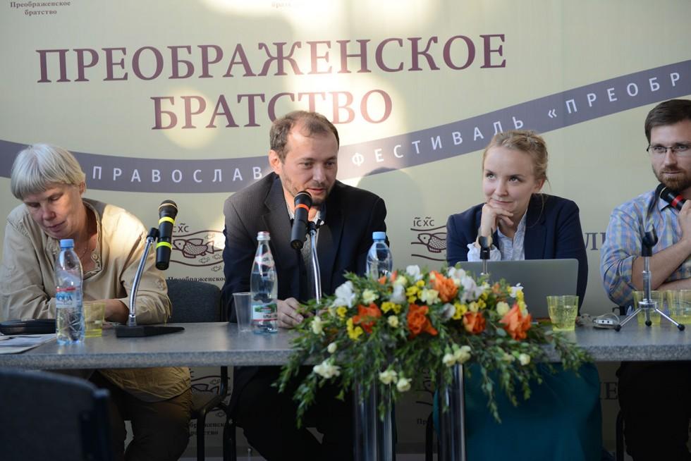 Фестивальная площадка «Благая весть в СМИ: возможности и вызовы»