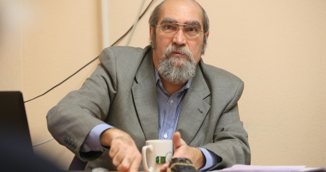В СФИ прочитал лекцию историк Константин Морозов
