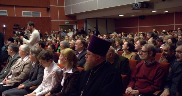 Поздравления членов попечительского совета Свято-Филаретовского института