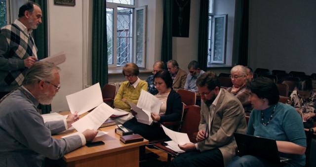 В СФИ состоялось заседание Ученого совета