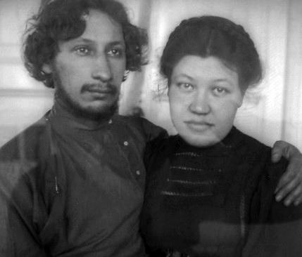 Павел и Анна Флоренские, 1911 год. Из архива музея-квартиры Флоренского