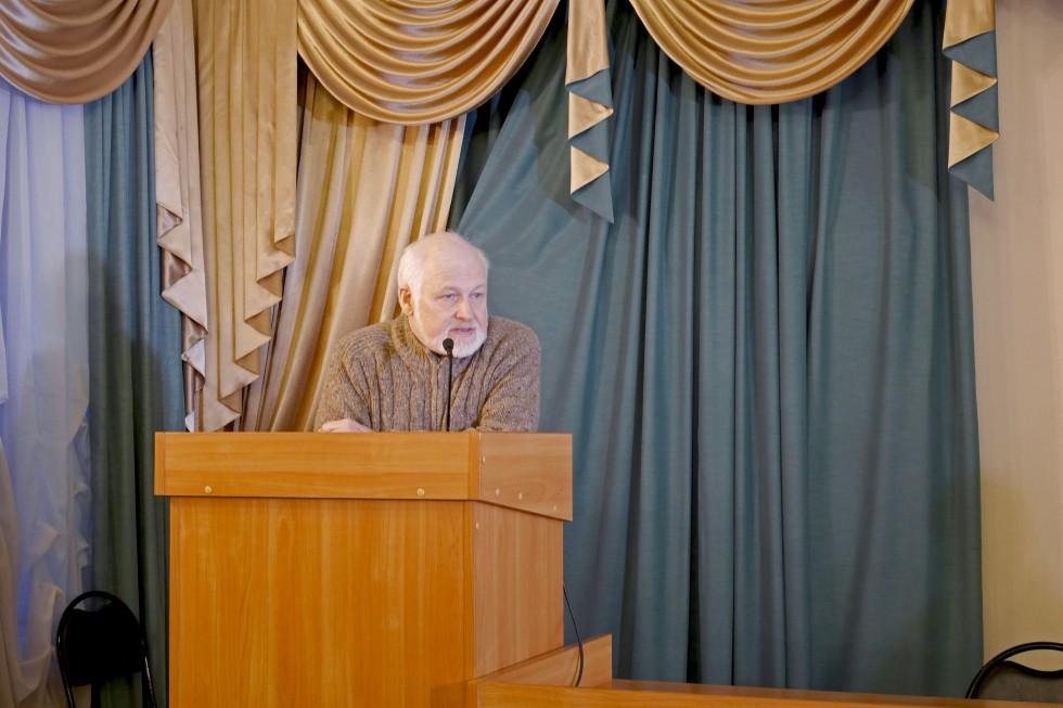Олег Иванов, доктор философских наук, профессор, проректор Института богословия и философии РХГА