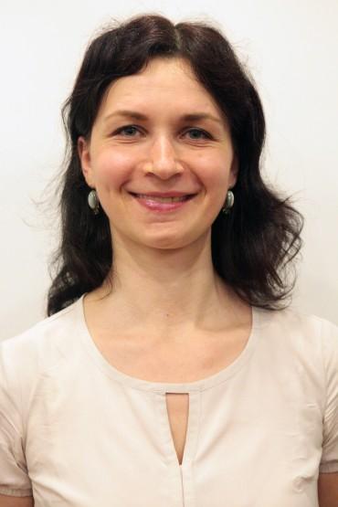 Ольга Валентиновна Шалковская