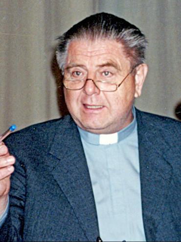 Священник Эрнст Христофор Суттнер