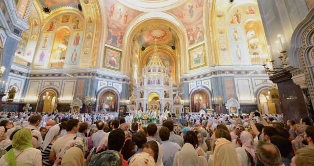 Преображенское братство отпраздновало 25-летие