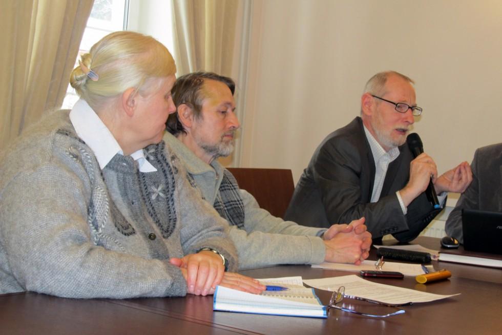 член Межсоборного присутствия РПЦ
