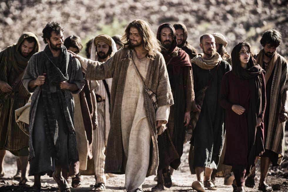 Кадр из фильма «Сын Божий» (2014)