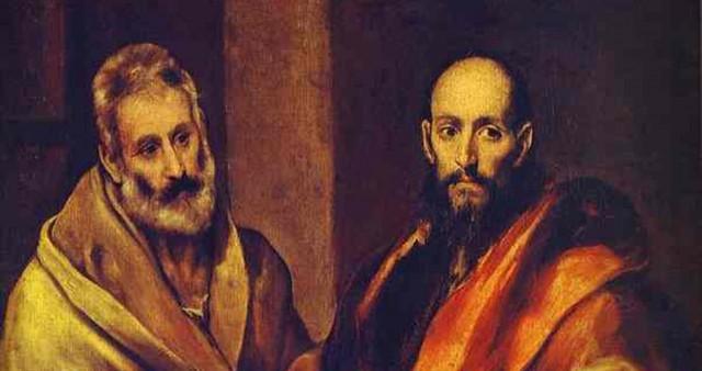 День апостолов Петра и Павла