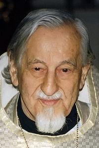 Протопресвитер Виталий Боровой