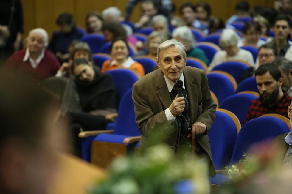 Анатолий Андреевич Красиков, главный научный сотрудник Института Европы РАН, член Попечительского совета СФИ