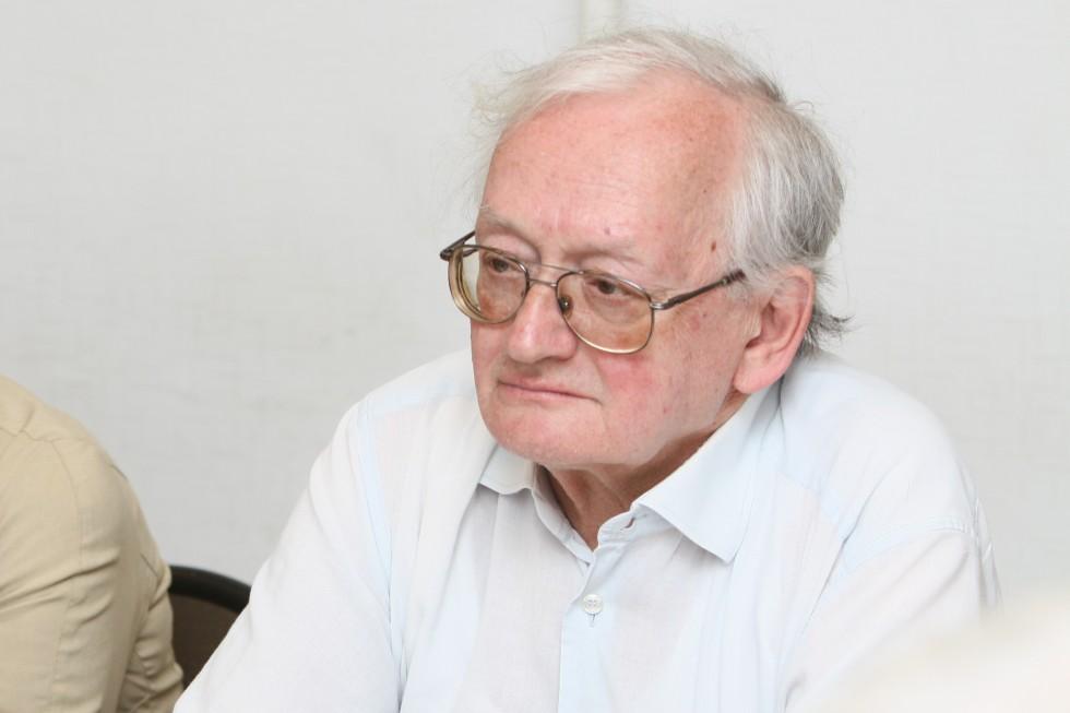 Академик Алексей Александрович Старобинский, доктор физико-математических наук, главный научный сотрудник Института теоретической физики имени Ландау РАН