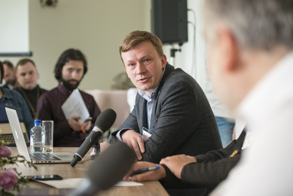 Andrey Shischkov, Researcher at the Synodal Biblical-Theological Commission of the ROC and Chairman of the Saints Cyril and Methodius Institute for Postgraduate Studies