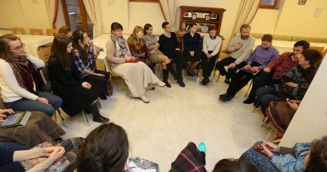 Содержание миссионерской проповеди студентам и молодежи