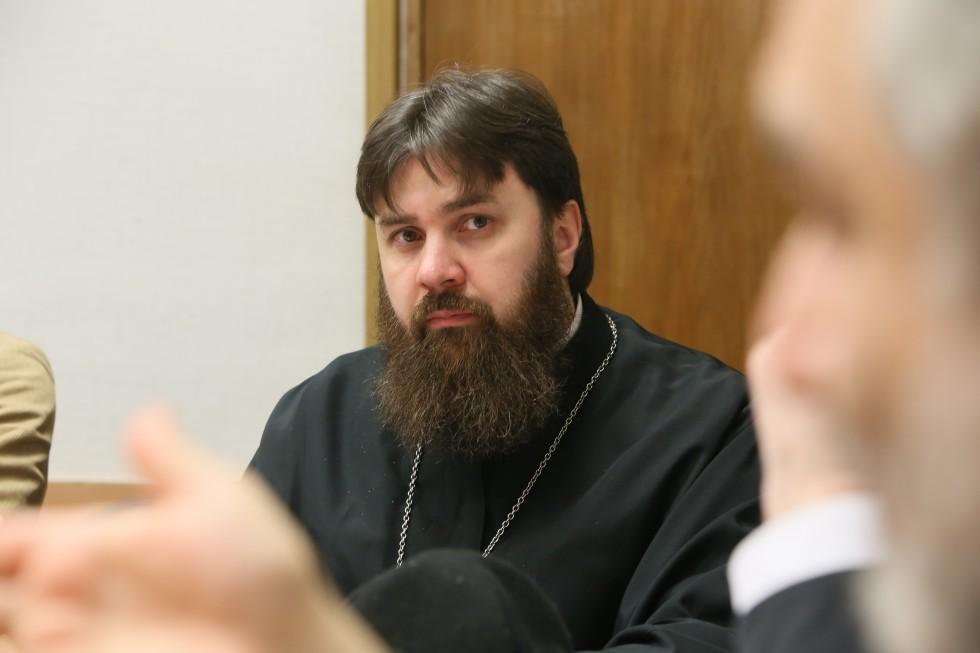 Священник Алексий Попов