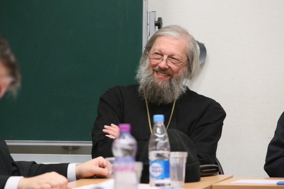 Протоиерей Александр Лаврин