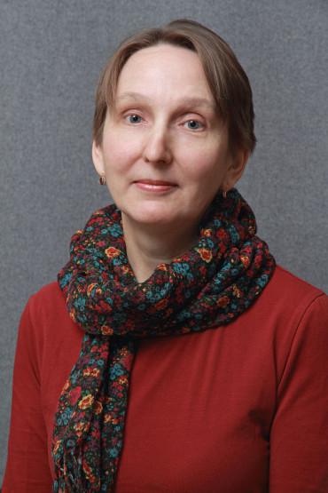 Мария Борисовна Патрушева