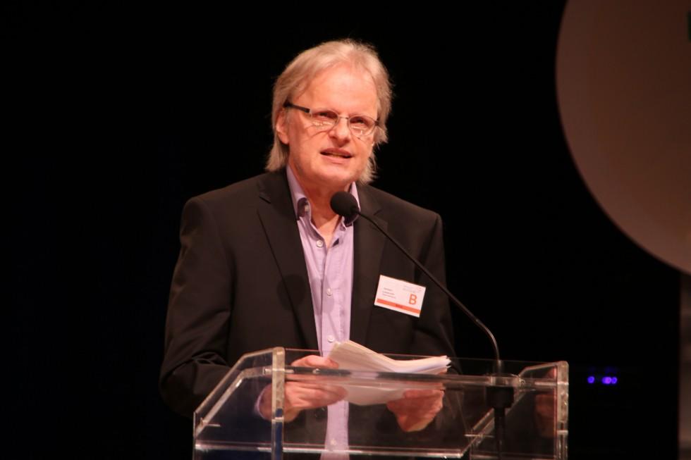 Герберт Лауэнрот, эксперт в области межкультурных исследований Экуменического центра в Оттмаринге, представитель католического движения Фоколяров