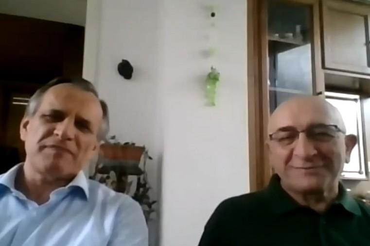 Пьеранджело Торричелли и Пьерджорджо Поцци