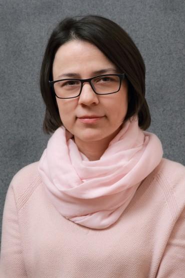 Анна Адольфовна Сафронова