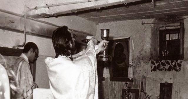 Священническое служение — жертва собой ради собирания Церкви