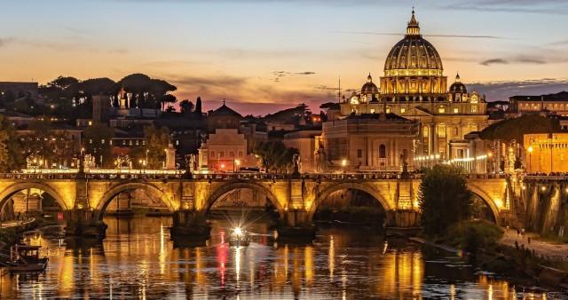 Поздравление Фоколяров из Рима