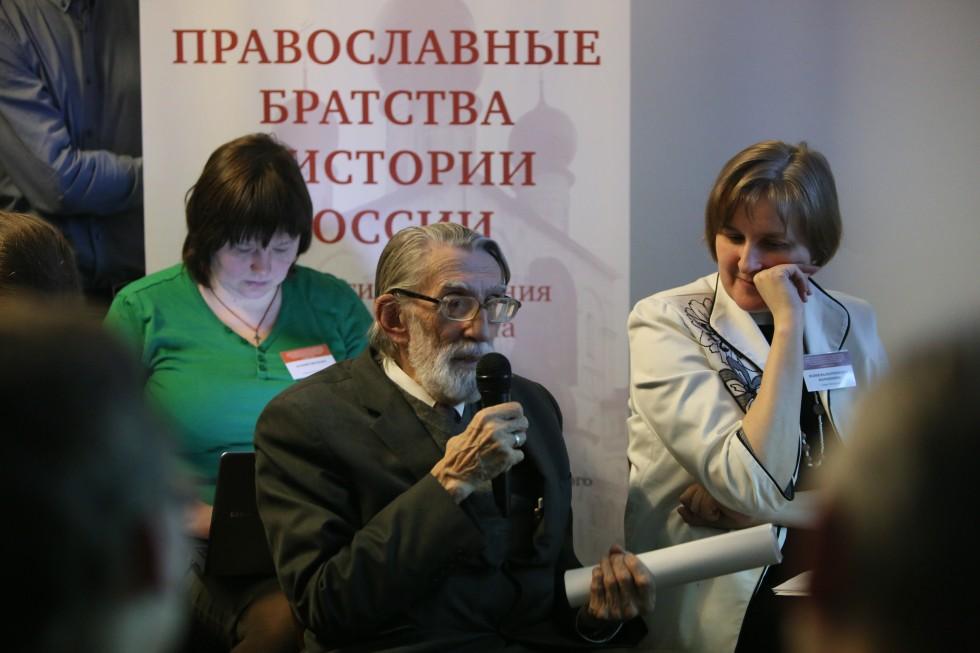 Никита Владимирович Благово, крестник одной из сестер Александро-Невского братства
