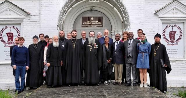 О христианской проповеди в современном мире говорили в Костромской духовной семинарии