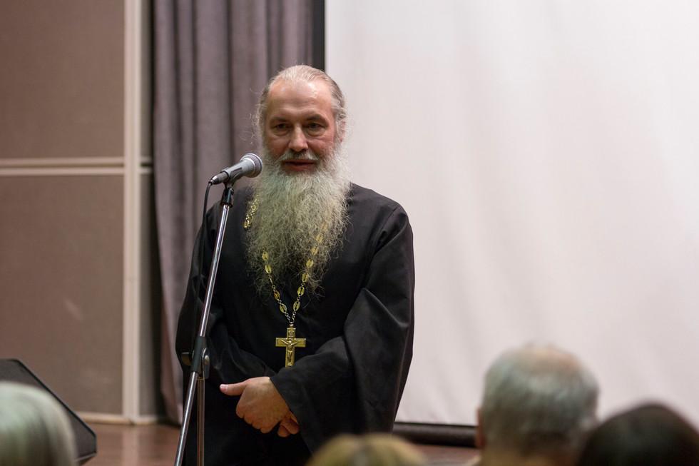Протоиерей Александр Троицкий, главный библиограф Синодальной библиотеки