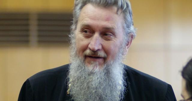 Поздравление протоиерея Василе Михока