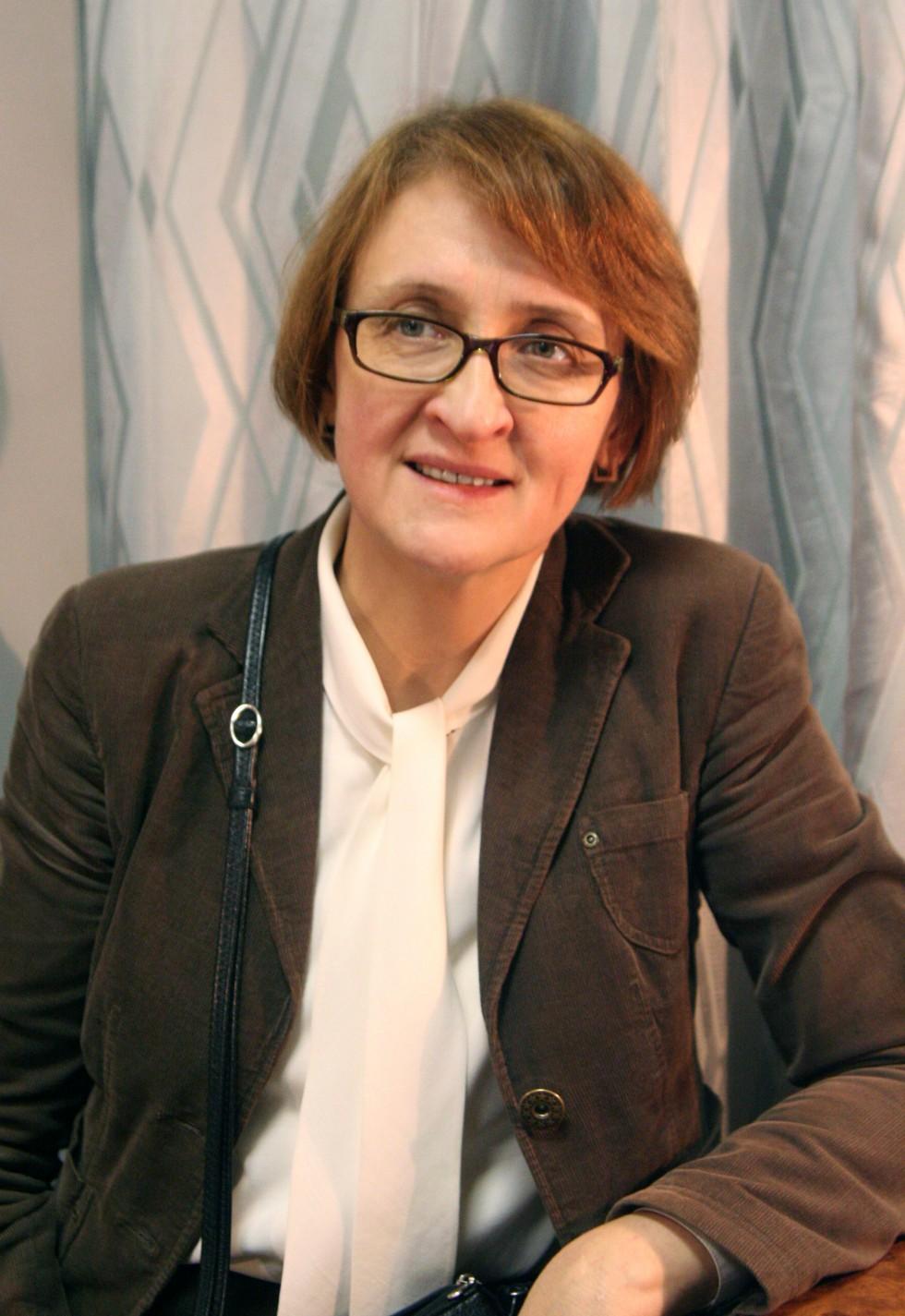 Лариса Мусина, руководитель учебно-методического отдела СФИ, заведующий кафедрой Священного писания и библейских дисциплин